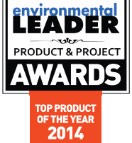 Environmental Leader Top Product of the Year Award 2014