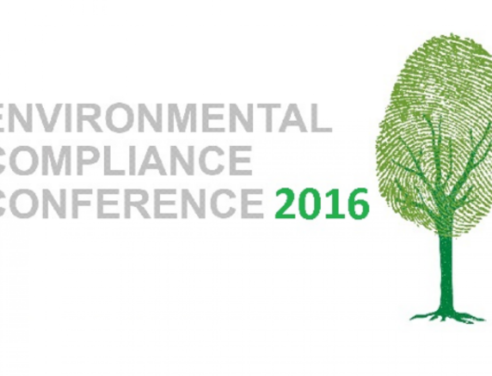 Environmental Compliance Conference 2016