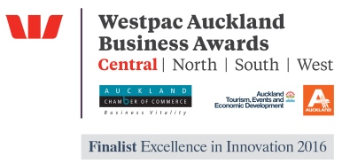 Westpac Business Awards 2016 logo