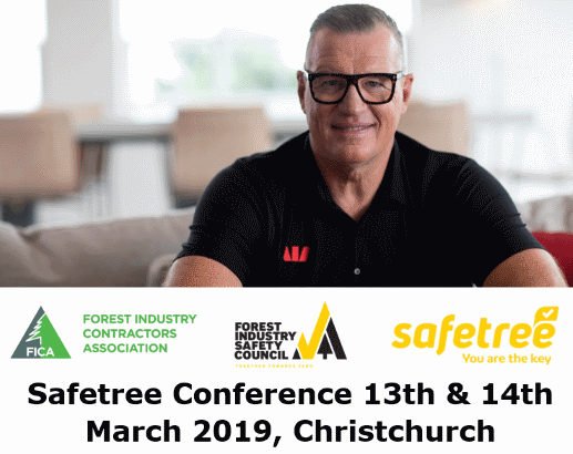 BraveGen at the Safetree Conference 2019