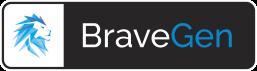 BraveGen Logo